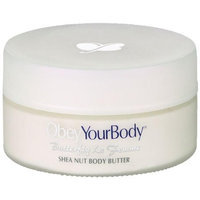Obey Your Body Obey Youre Body Butterfly Shea Nut Body Butter-Ocean scent