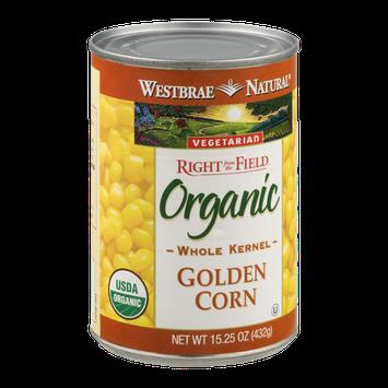 Westbrae Natural Vegetarian Organic Golden Corn