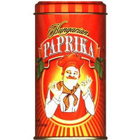 Hungarian Paprika (Bende Hungarian Sweet Paprika), 8-Ounce Tins (Pack of 4)