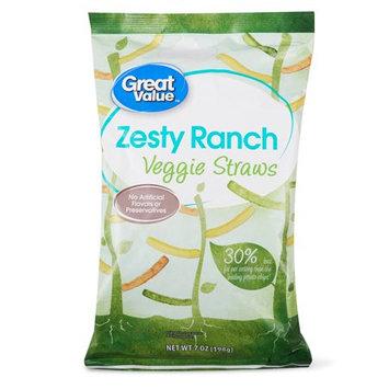 Great Value™ Veggie Straws Zesty Ranch