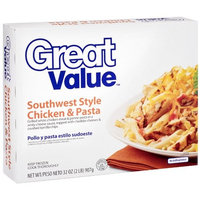 Great Value: Southwest Style Chicken & Pasta Meal, 32 Oz