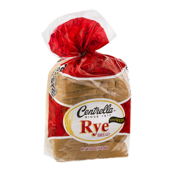 Centrella Rye Bread With Seeds