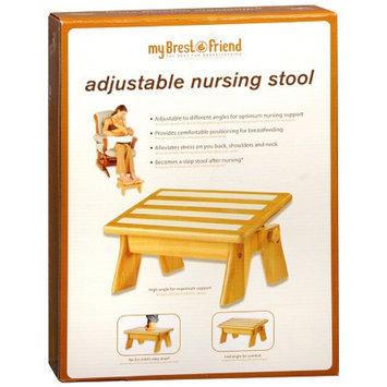 My Brest Friend Adjustable Nursing Stool