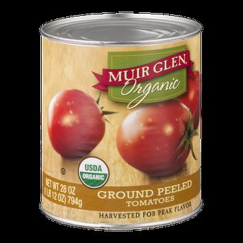 Muir Glen Organic Ground Peeled Tomatoes