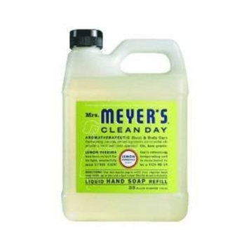Mrs. Meyer's Clean Day Liquid Hand Soap Refill Lemon Verbena 33 Ounces