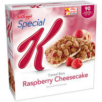 Special K® Kellogg Cereal Bars Raspberry Cheesecake