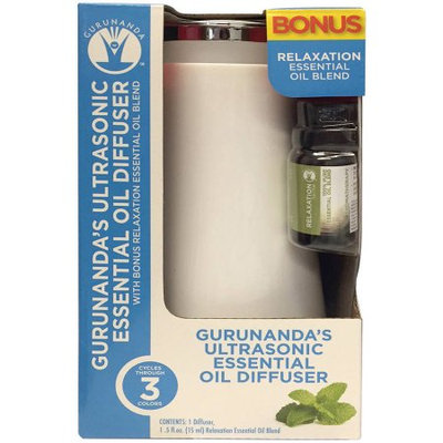 Gurunanda Ultrasonic Diffuser Kit