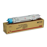 Xerox 106R00672 Toner Cartridge, High-Yield, Cyan