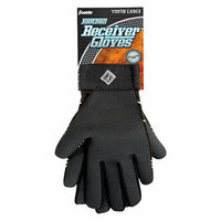 Franklin Sports Youth Receiver Gloves - Large