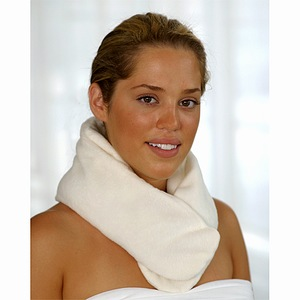 Spa Necessities Aroma Therapy Moist Heat Neck Wrap