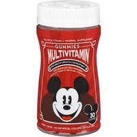 Disney Mickey Mouse Children's Multivitamin Gummies
