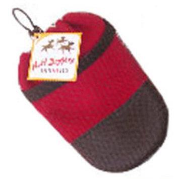 Muttluks HDXXSR Hott Dogger Lightweight Fleece Dog Bootss - XX Small Red