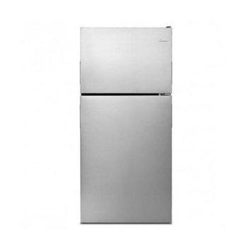 Amana Stainless Steel Top-Freezer Refrigerator