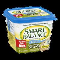 Smart Balance Buttery Spread Light Extra Virgin Olive Oil