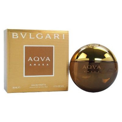 Men's Aqva Amara by Bvlgari Eau de Toilette Spray - 1.7 oz