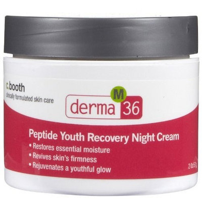 c. Booth derma M 36 Peptide Youth Recovery Night Cream 2 oz (57 g)