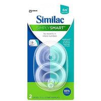 Similac® SimplySmart™ Level 3 Silicone Nipple