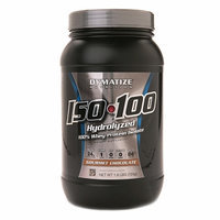 Dymatize Nutrition ISO-100 Hydrolyzed 100% Whey Protein Isolate