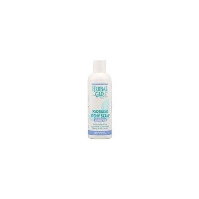 Herbal Glo Psoriasis Itchy Scalp Shampoo -- 8 fl oz