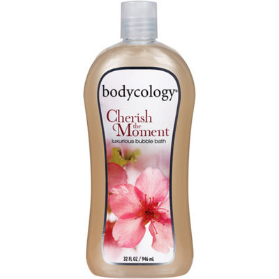 Bodycology bodycology Exotic Cherry Blossom Scent Luxurious Bubble Bath, 32 fl oz