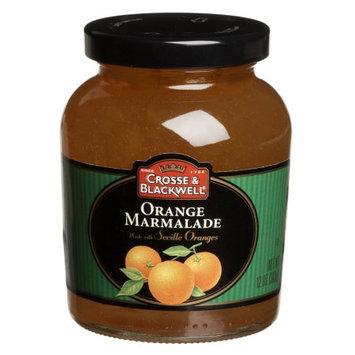 Crosse & Blackwell Orange Marmalade, 12 OZ (Pack of 6)