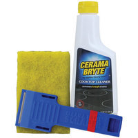 Cerama Bryte Ceramic Cooktop Cleaning Kit-CERAMIC COOKTOP CLNR KIT