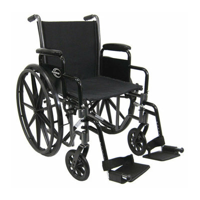 Karman Healthcare Lightweight Deluxe Wheelchair