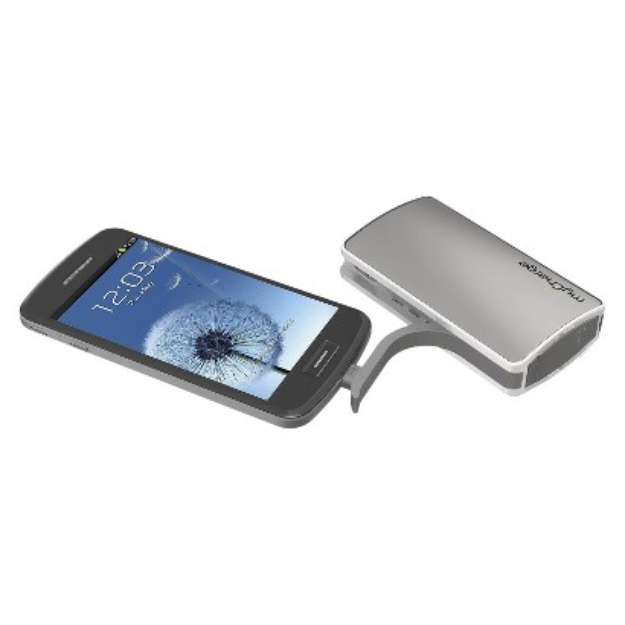 MyCharge myCharge Portable Power Bank Multi-device Charger Hub 3000 - Silver