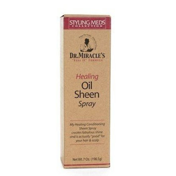 Dr. Miracle's Healing Oil Sheen Spray