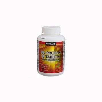 Kirkland Signature Ibuprofen IB Tablets 200mg 750-Count
