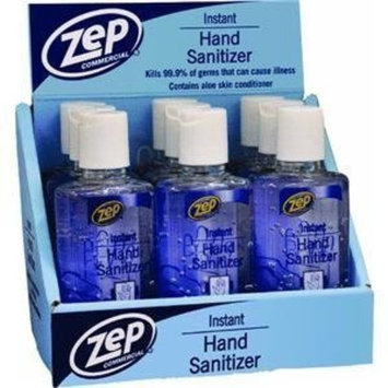 Enforcer ZUIHS3RP 9-Count 3-Ounce Zep Commercial Hand Sanitizer (Discontinued by Manufacturer)