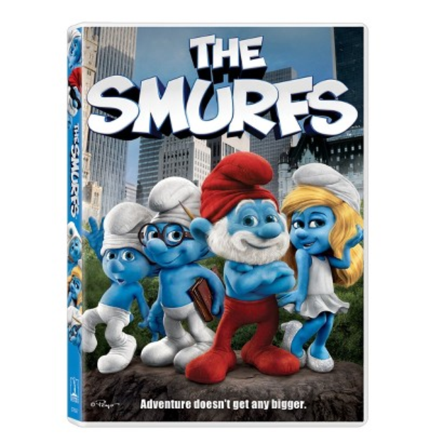 Sony Pictures Smurfs [2011/dvd/dol Dig 5.1/dss/eng/fren-parisian]