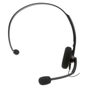 Microsoft Xbox 360 Wired Headset (XBOX 360)