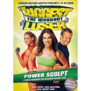 Lions Gate Entertainment The Biggest Loser: The Workout - Power Sculpt DVD