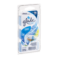 Glade Wax Melts Clean Linen - 6 CT