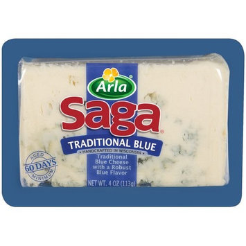 Saga Traditional Blue Cheese, 4 oz