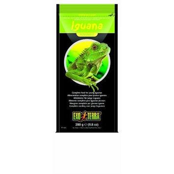 Exo-terra Exo Terra Iguana Food, Juvenile, 11.4-Ounce