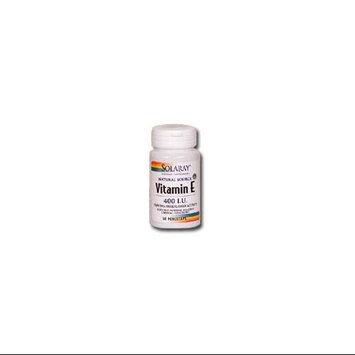 Vitamin E-400 IU Solaray 50 Softgel