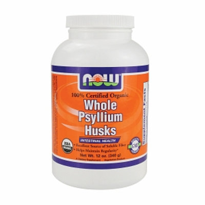 NOW Foods Whole Psyllium Husk