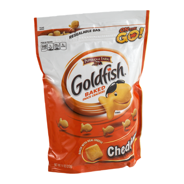 Goldfish® On The Go! Cheddar