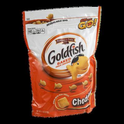 Goldfish® On The Go! Cheddar