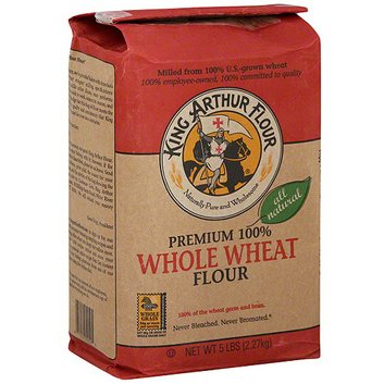King Arthur Flour Whole Wheat Flour