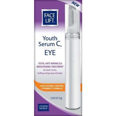 Face Lift, Youth Serum C, Eye, 0.50-Ounce