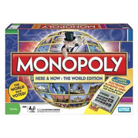 Parker Brothers Monopoly Here and Now World