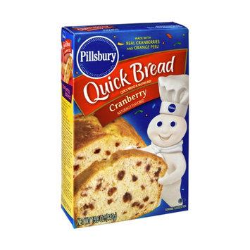 Pillsbury Quick Bread Cranberry Flavored Bread & Muffin Mix