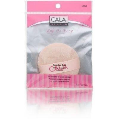 Cala Cosmetics Cala Studio Soft & Easy Powder Puff Model No. 70920 - 1 Piece
