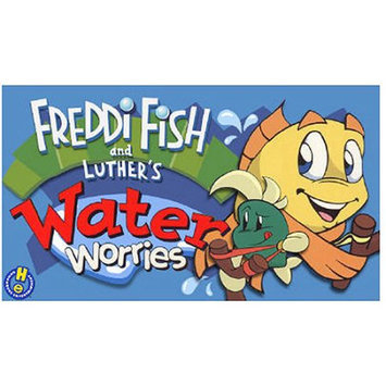 Tommo 58411019 Freddi Fish and Luther's Water Worries (PC/MAC) (Digital Code)
