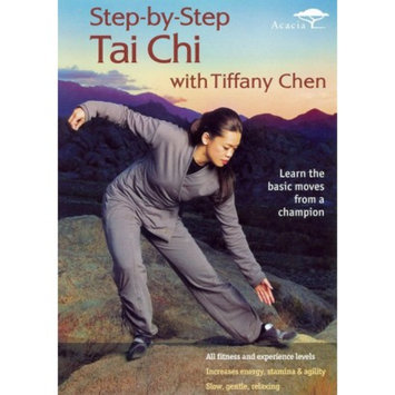 Acorn Media Step By Step: Tai Chi With Tiffany Chen