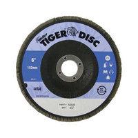 Weiler Weiler - Tiger Disc Abrasive Flap Discs 6