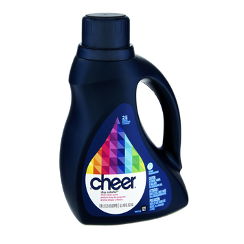 Cheer Stay Colorful Fresh Clean Scent Laundry Detergent